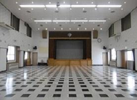 大ホール[1F]