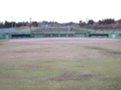 金木運動公園野球場